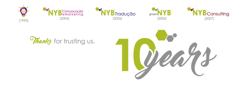 10 years NYB group