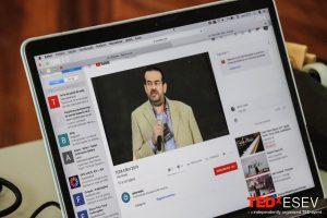 Luís Nunes, NYB, TEDxESEV 2019