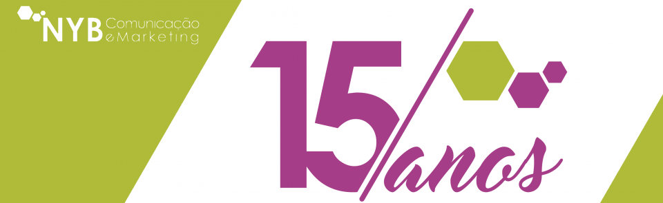 15º Aniversário NYB Comunicação e Marketing